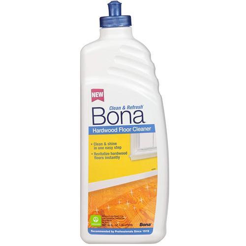 BONA CLEAN AND REFRESH HARDWOOD FLOOR CLEANER
