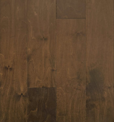 Birch Engineered Wood Chip Handscraped Flooring