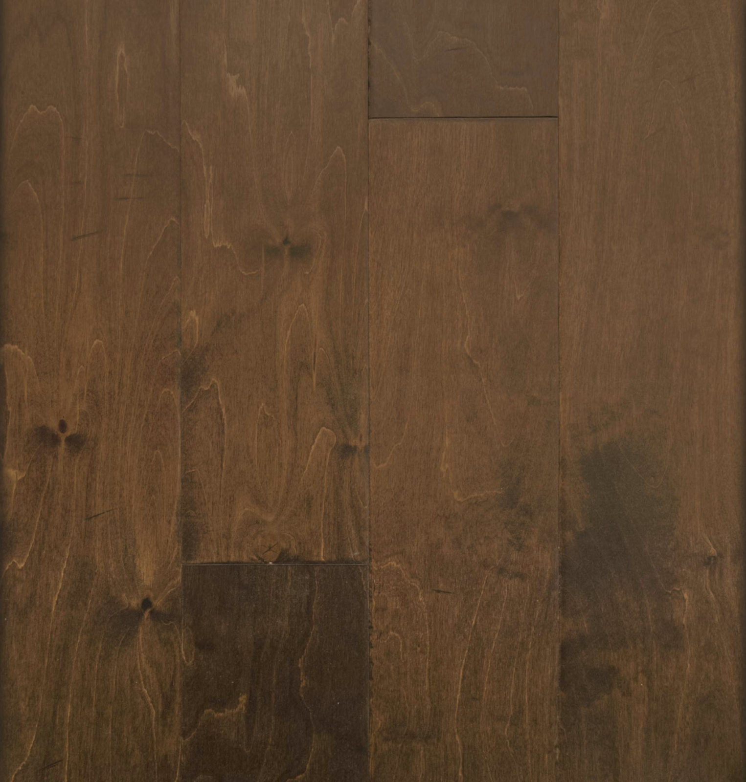 5 x 3 8 birch engineered black forest handscraped for Birch hardwood flooring
