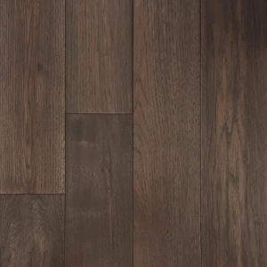 Hickory handscraped hardwood flooring