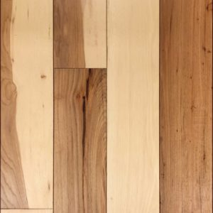 Hickory Rustic Natural Handscraped Flooring