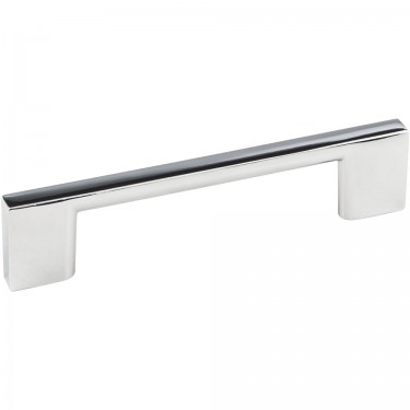 POLISHED CHROME 96MM CABINET PULL