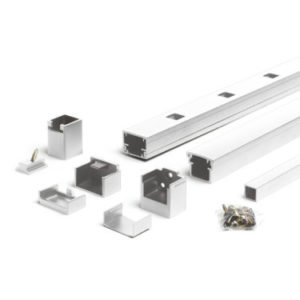 trex white 6 x 42 rail kit