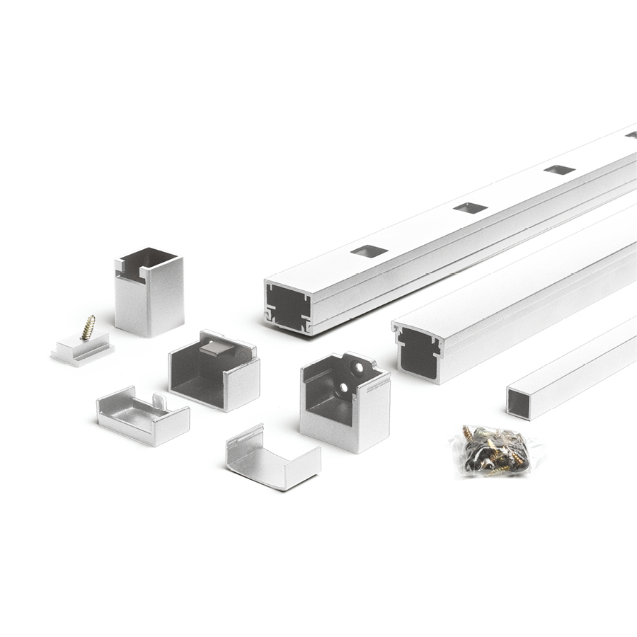 TREX SIGNATURE WHITE 6X36 STAIR RAIL KIT