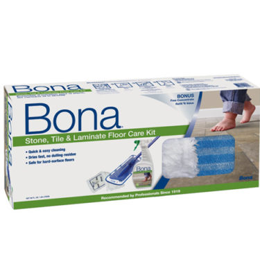 BONA STONE TILE LAMINATE FLOOR CARE KIT