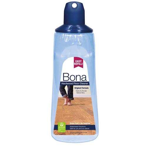 BONA 34OZ HARDWOOD FLOOR CLEANER CARTRIDGE REFILL