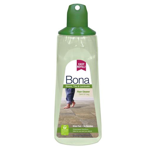 bona stone tile laminate floor cleaner cartridge refill