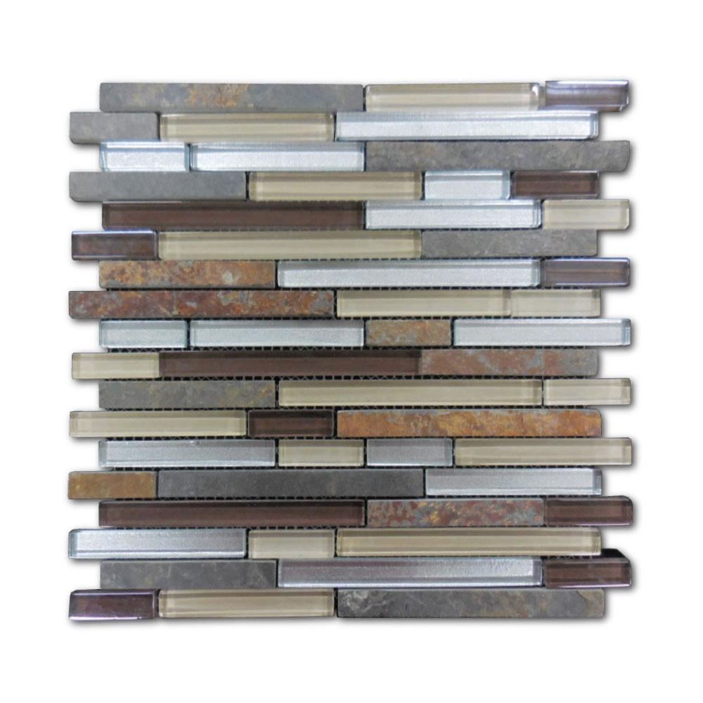 AL2032-Klassy-Series-Random-Glass-&-Stone-Strip-Mosaic