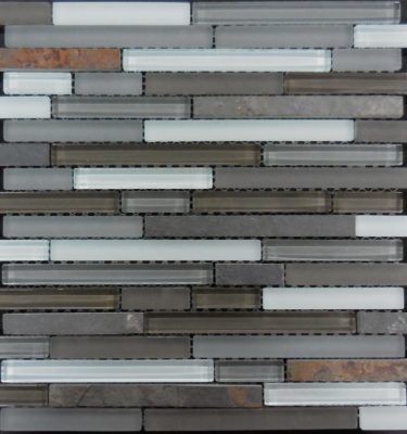glass tile and stone al2329