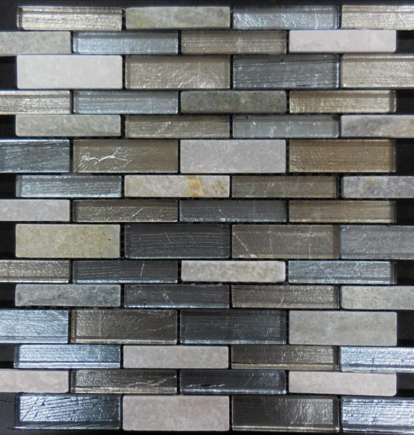 Glass tile and stone al800
