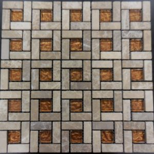 GLASS TILE AND STONE AL850
