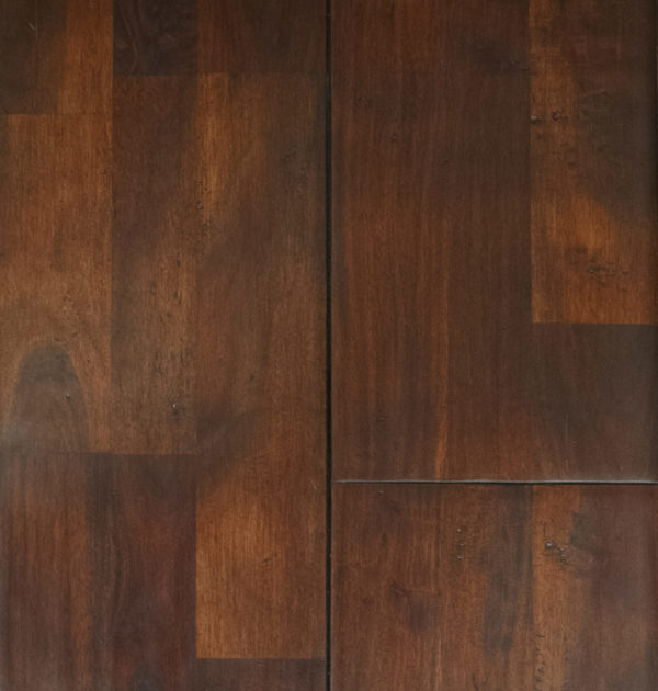 Small Leaf Acacia Roasted Walnut Flooring