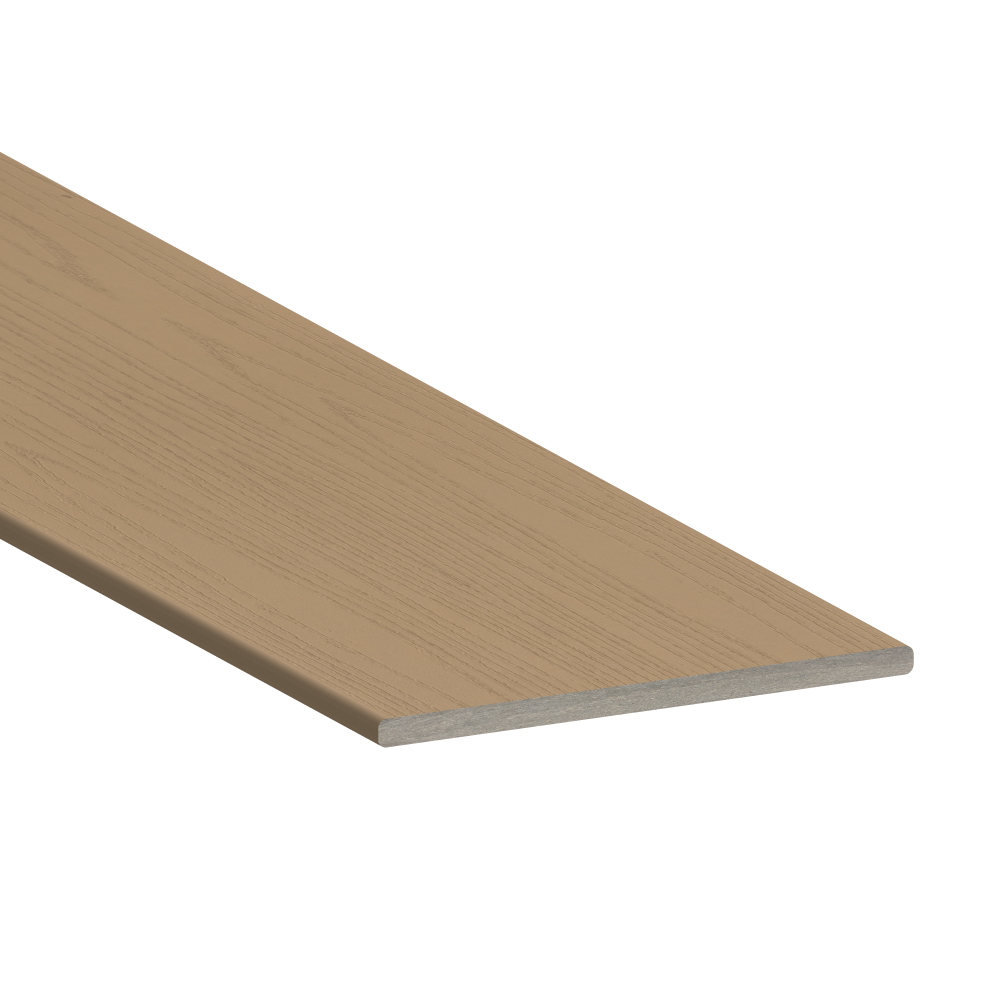 TimberTech Azek Harvest Brownstone Fascia Board