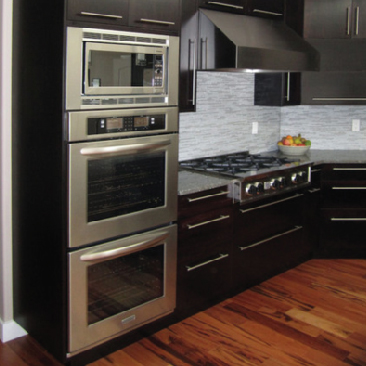 Cooktop & Built in Ovens