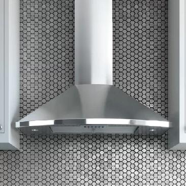 Decorative Metal hood