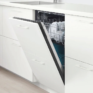 Dishwasher with Matching Panel