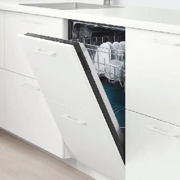 Dishwasher with Matching Panel