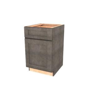 "Jamestown Maple Slate Top Drawer Base Cabinet - 21"" x 34-1/2"""