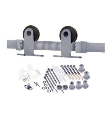 BD3084 Barnwood Hardware Top Mount Kit