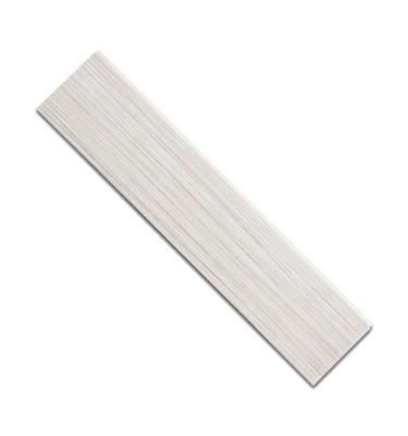 "Bamboo Ivory 3"" x 12"" Porcelain Bullnose"