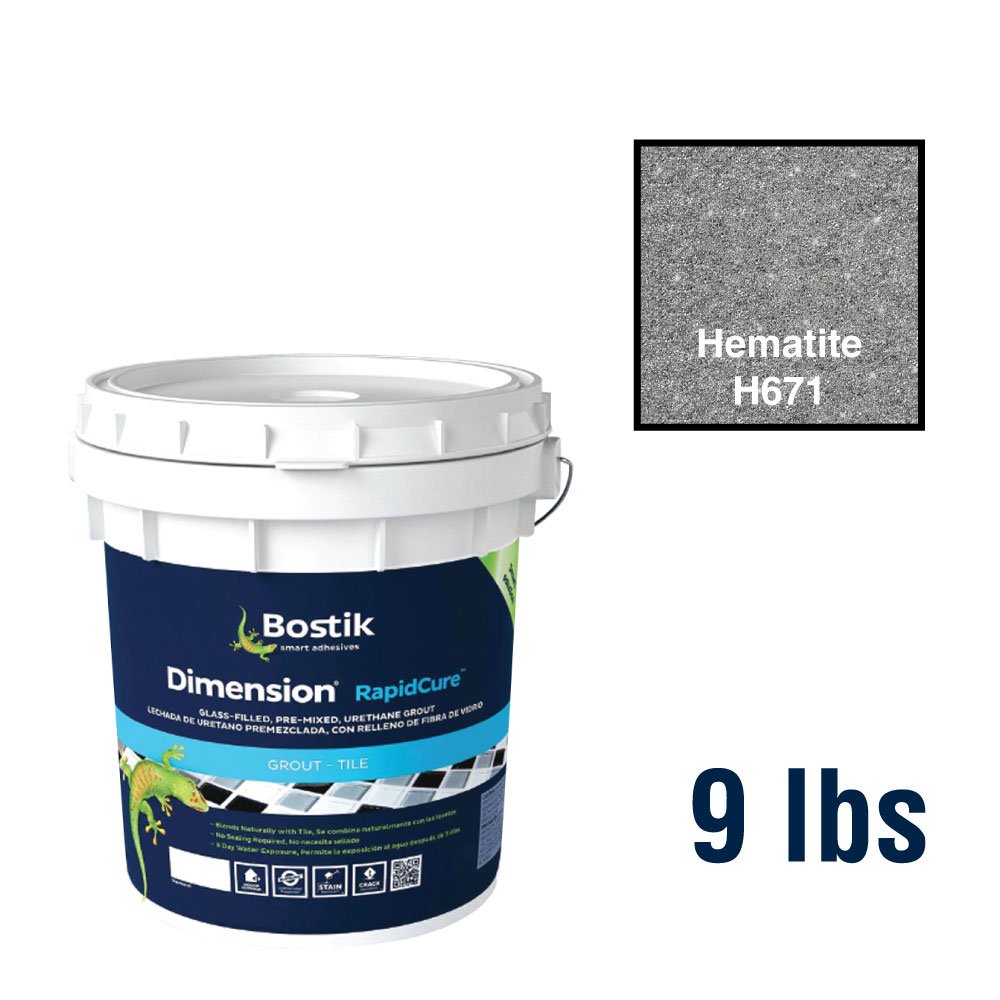 Bostik-Dimension-Grout-9-lbs-Hematite-H671