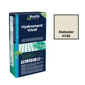 Bostik-Hydroment-Vivid-Grout-25lbs-Alabaster-H189