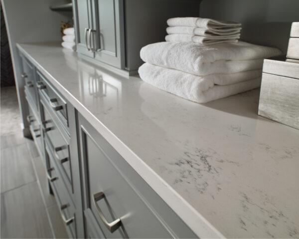 Carrara Marmi Quartz Countertop