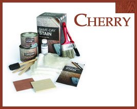 cherry therma tru stain kit for fiberglass doors