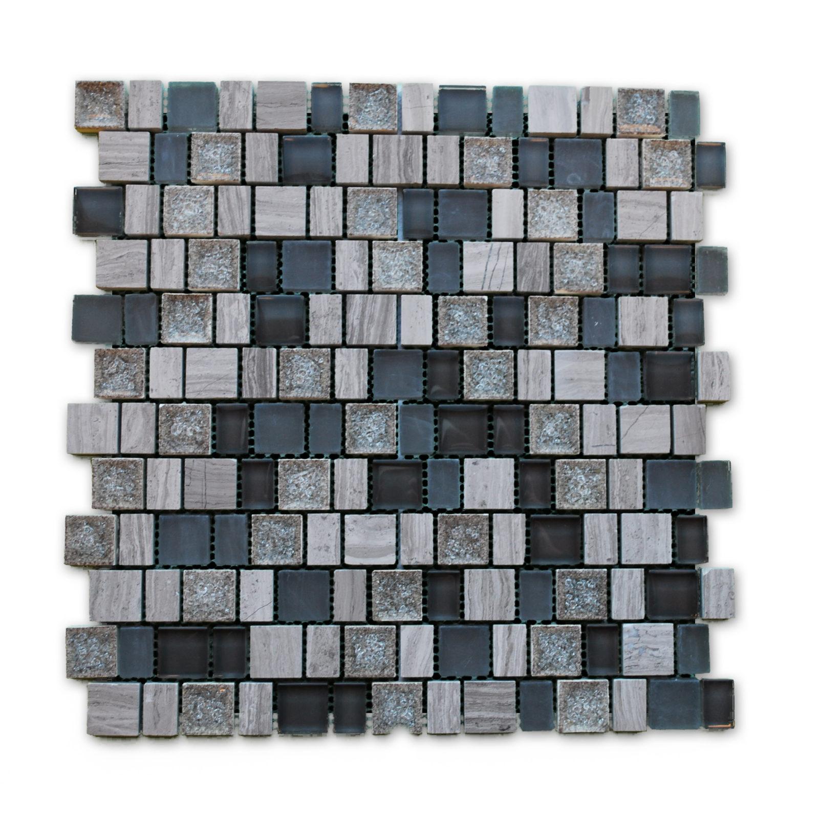 Crackled Grey