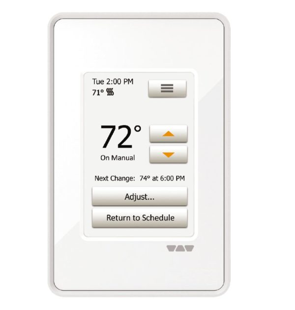 Schluter Systems Ditra Heat Touchscreen Programmable