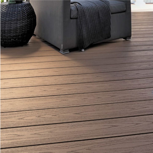 Example image of composite decking boards