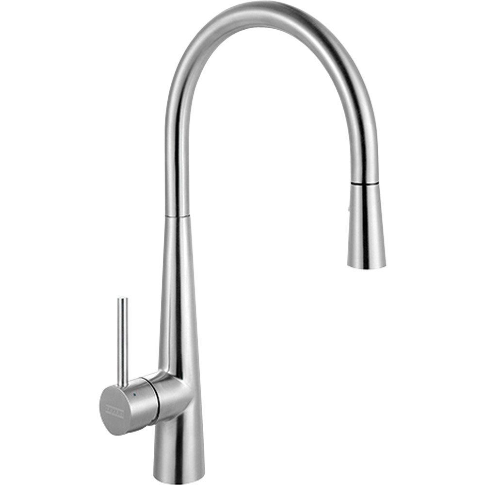 FRANKE STAINLESS STEEL ARC FAUCET