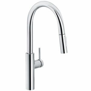 Franke Pescara L Pulldown Kitchen Faucet-Chrome – FF4700
