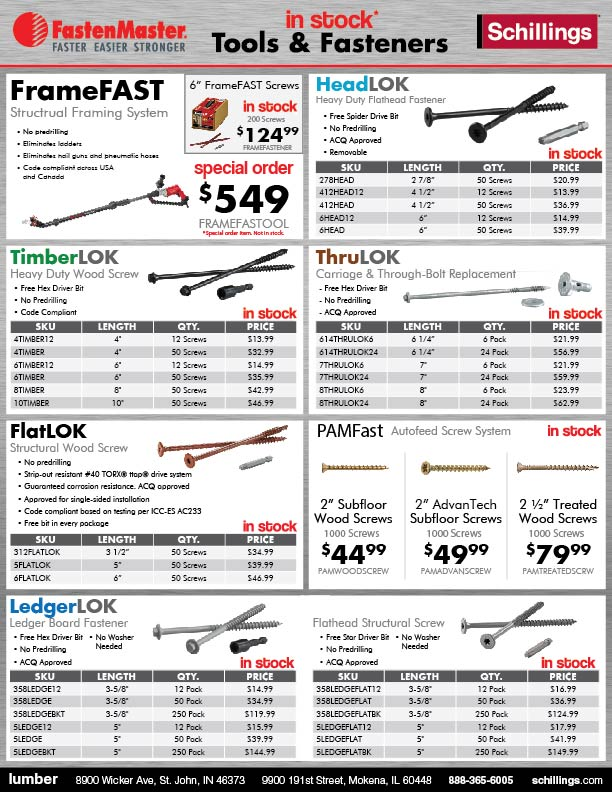 FastenMaster Hot List-01