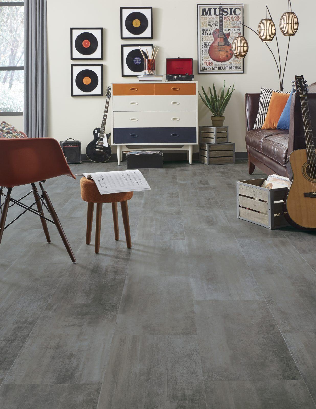 Adura max vinyl floor plank patina mar101 12 x 24 for Max floor