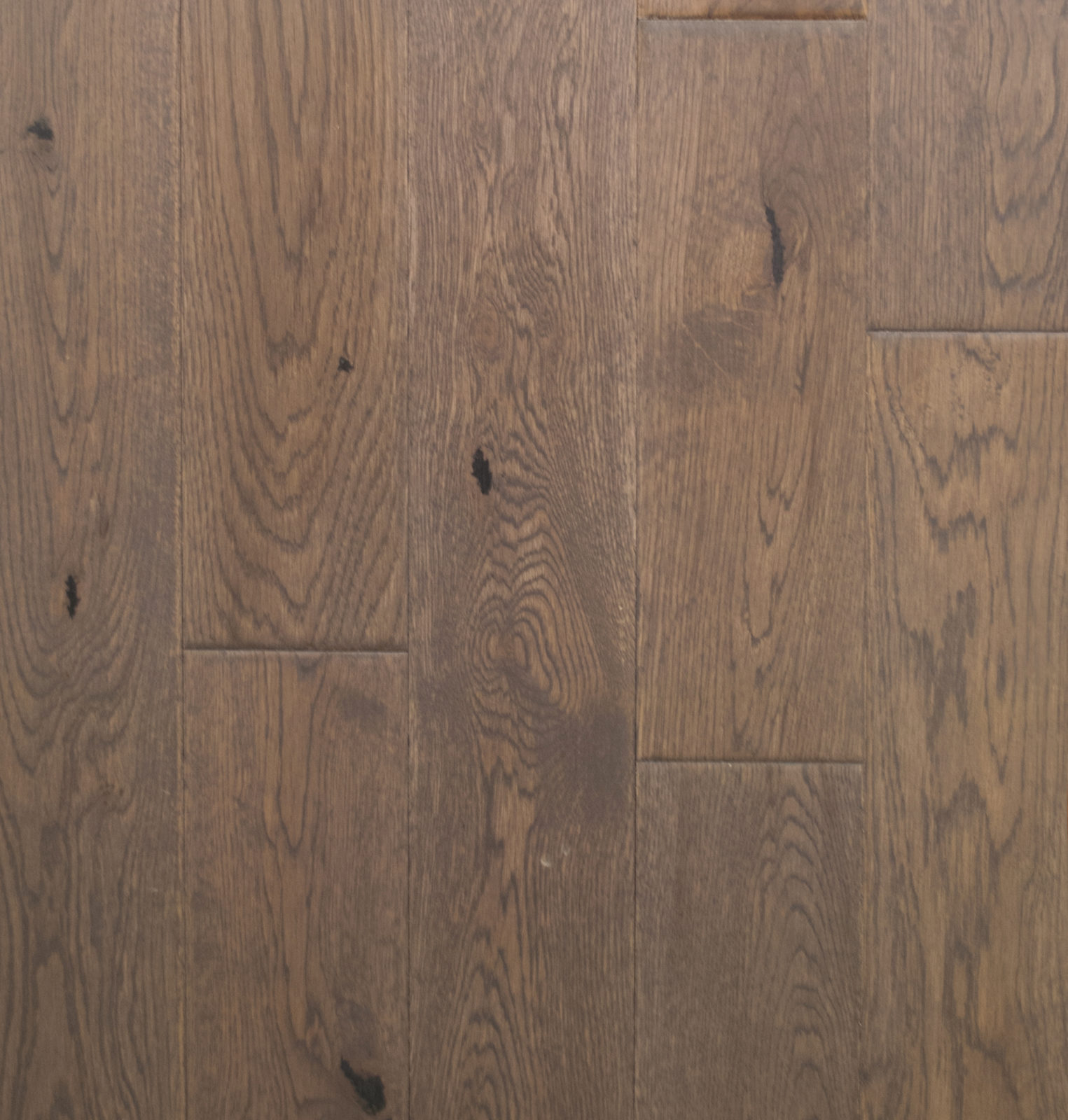 "Flooring Companies Bay Area: 3 1/2"" X 3/4"" Oak Handscraped Hampton Bay"