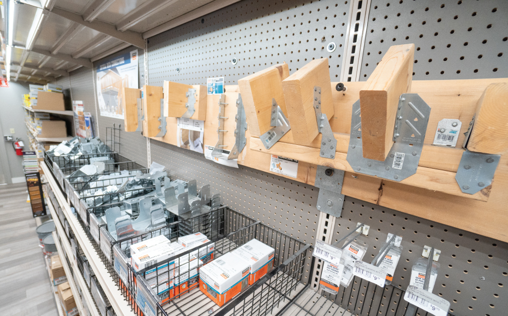 Joist Hanger Product Display
