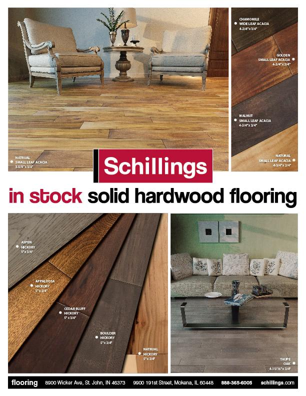 Hardwood Brochure