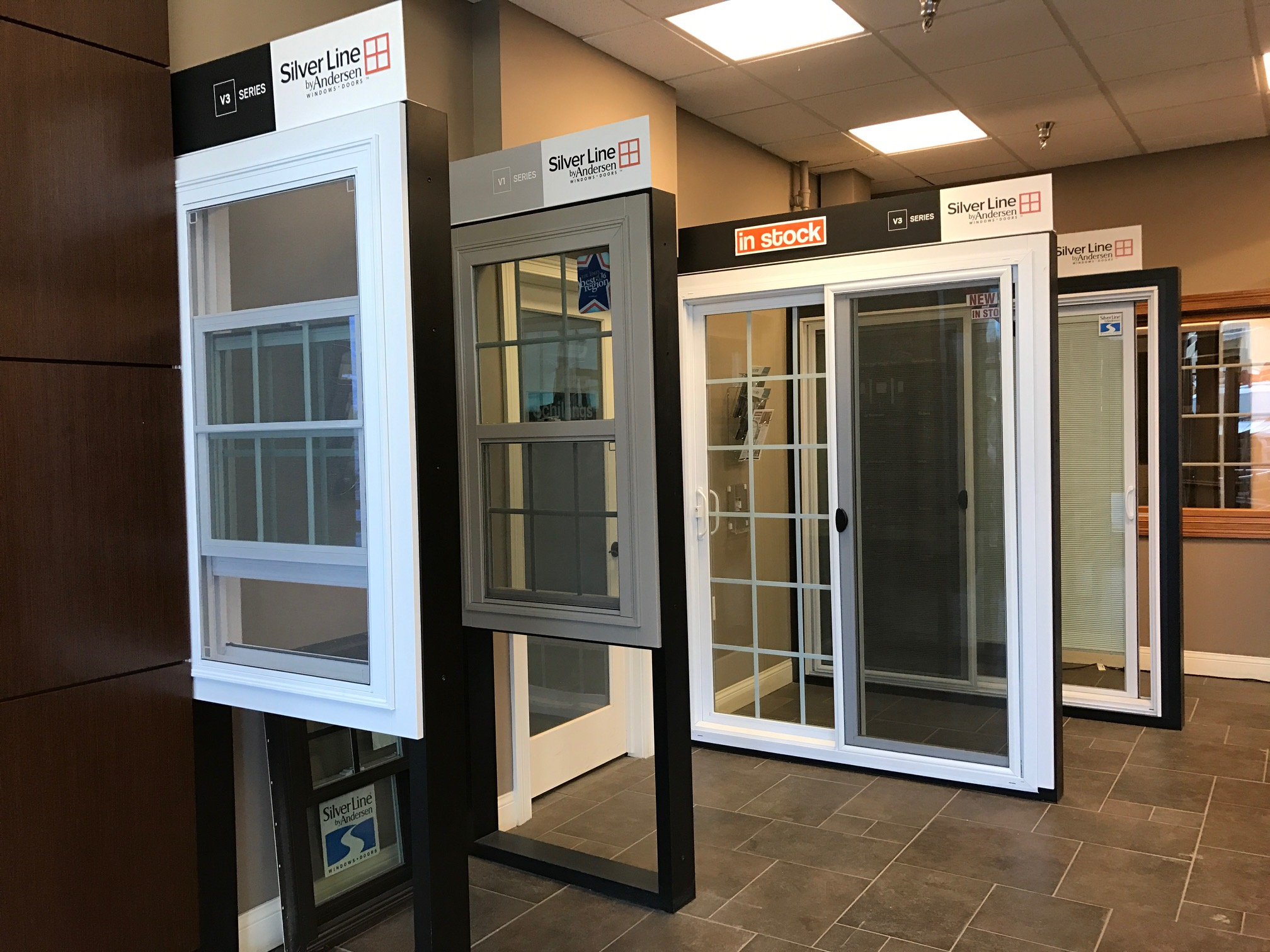 We have a full selection of wood composite (Fibrex) vinyl aluminum and fiberglass windows and door options to help complete your project no matter what ... & Silver Line Windows and Doors - Schillings