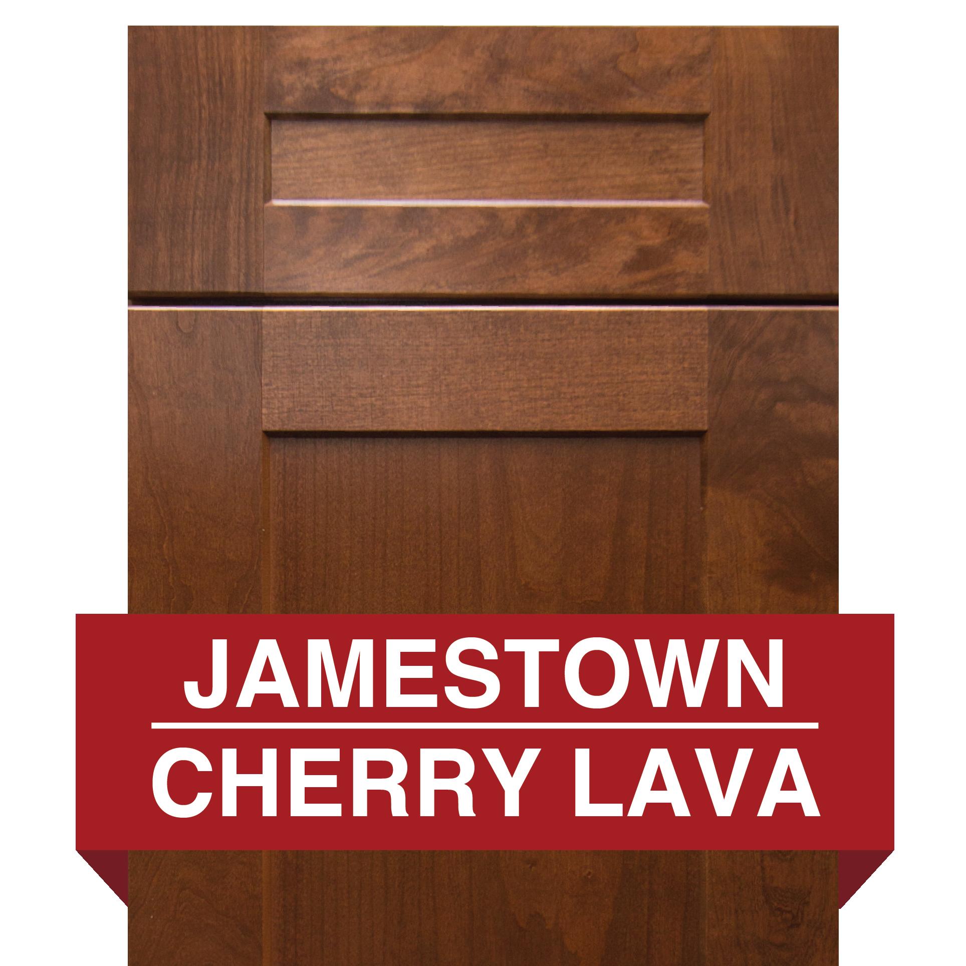 Jamestown Maple White