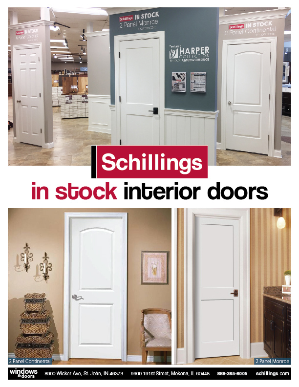 Interior Door Brochure