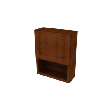 Jamestown Cherry Lave Over the John Cabinet