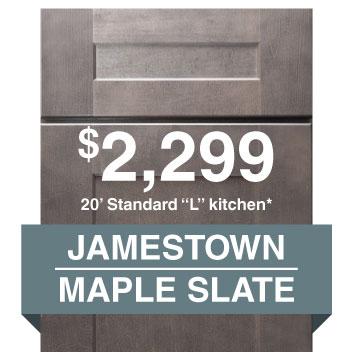 Jamestown Maple Slate