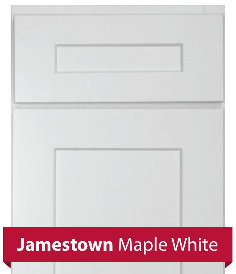 Jamestown Maple White big