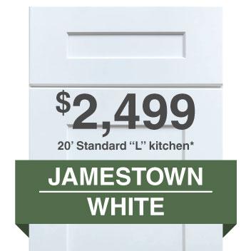 Jamestown White