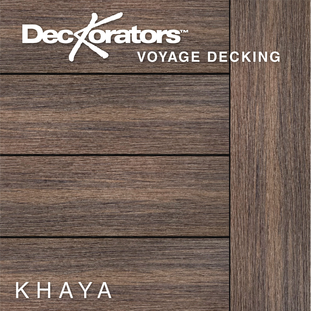Color Selector Deckorators Voyage Khaya Decking