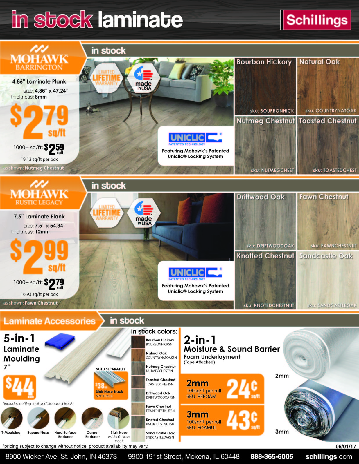Laminate Flooring hot List