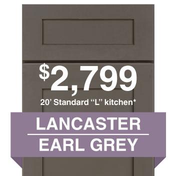 Lancaster Earl Grey