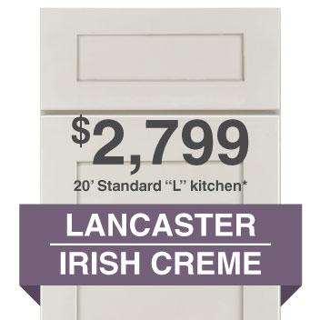 Lancaster Irish Creme