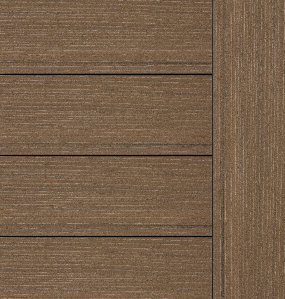 Azek Arbor Collection Morado Grooved 12 Schillings